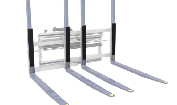 Multiple Load Handler Magnetic D-Bumpers Now Available in North America